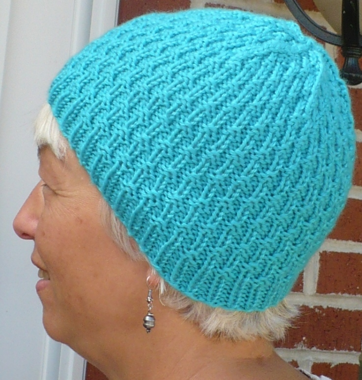 Brookside Knits Chemo Caps