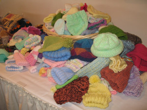 Baby Hat Donations 2010