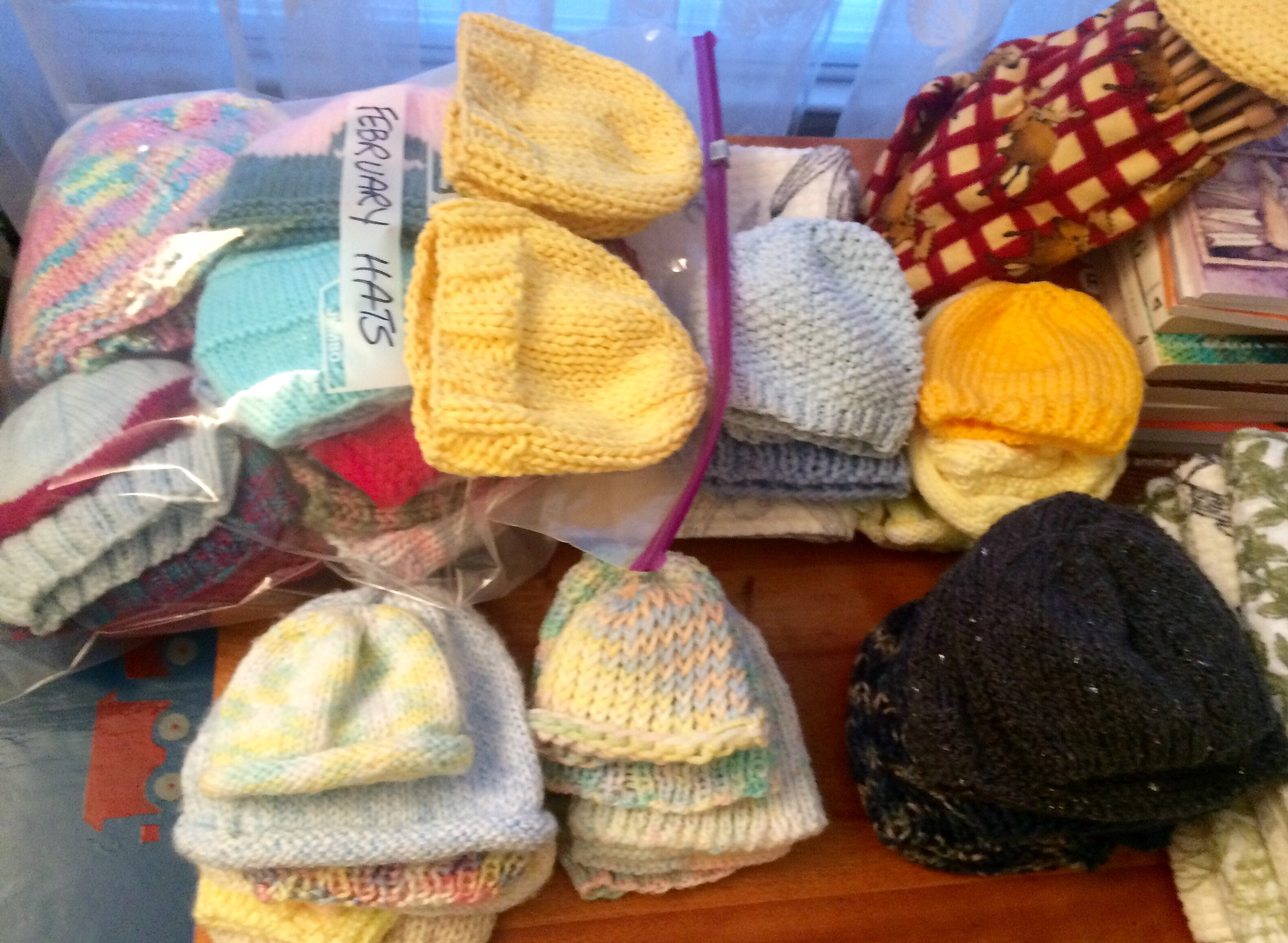 Brookside Knits » Charity