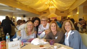 Happy Knitters at the 13th Annual Knit Out