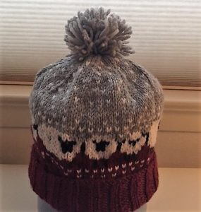Baa-ble Hat by Janet