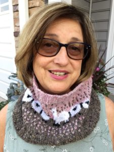 I'll Pack a Cowl for Rhinebeck by LuAnn