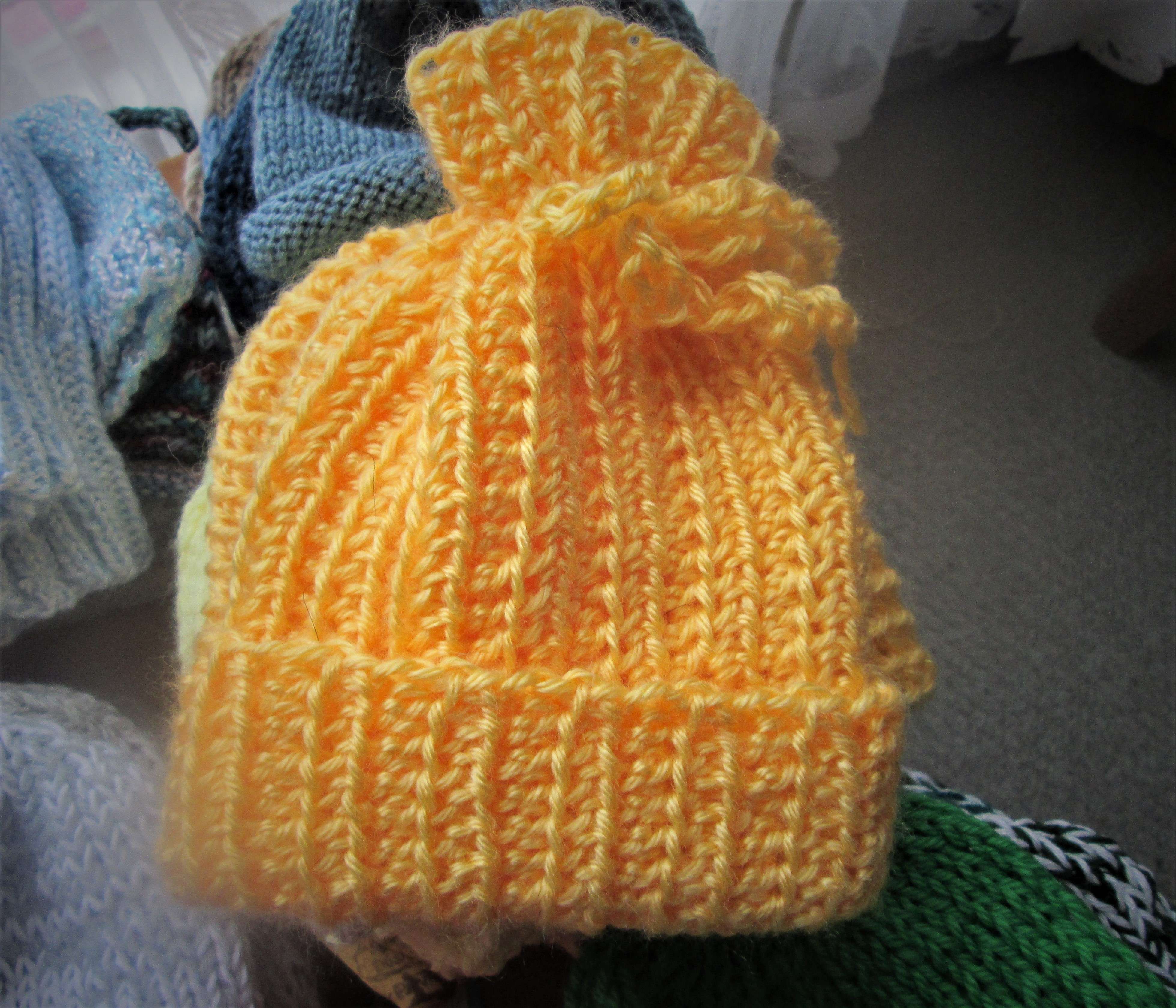 Brookside Knits Baby Hats